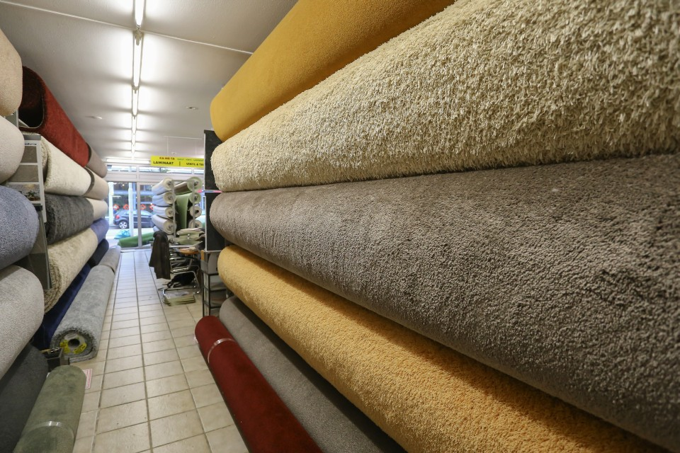 Hoogpolig tapijt den haag