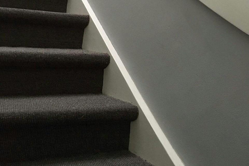 Fabulous Trap bekleden met sisal tapijt in Den Haag &MS03